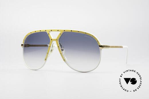 Alpina M1 80's Cult Vintage Shades Details