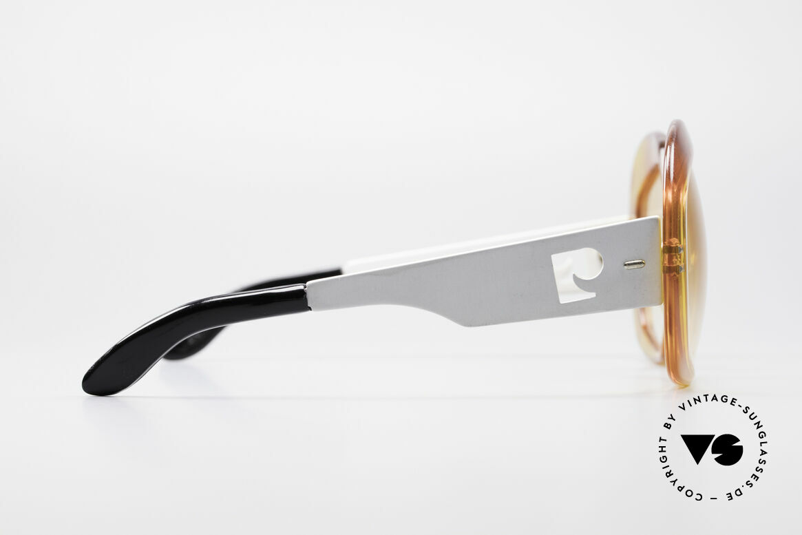 Pierre Cardin 734 XXL 70's Sunglasses, one of a kind, for all lovers of individuality; vertu, Made for Women