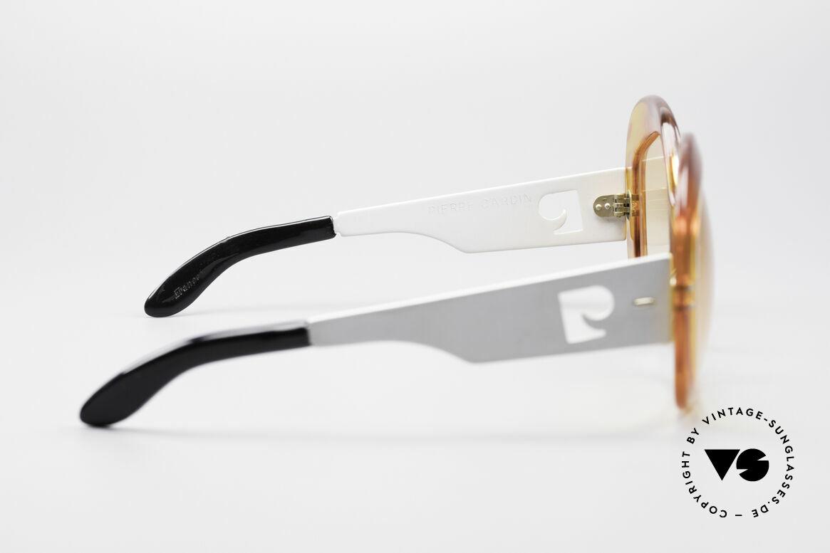 Pierre Cardin 734 XXL 70's Sunglasses, unworn (like all our rare vintage Cardin sunglasses), Made for Women