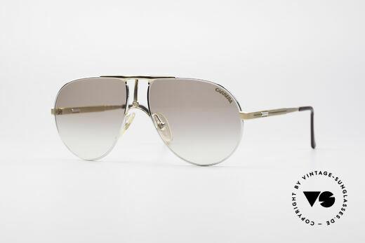 Carrera 5306 Brad Pitt Vintage Glasses Details