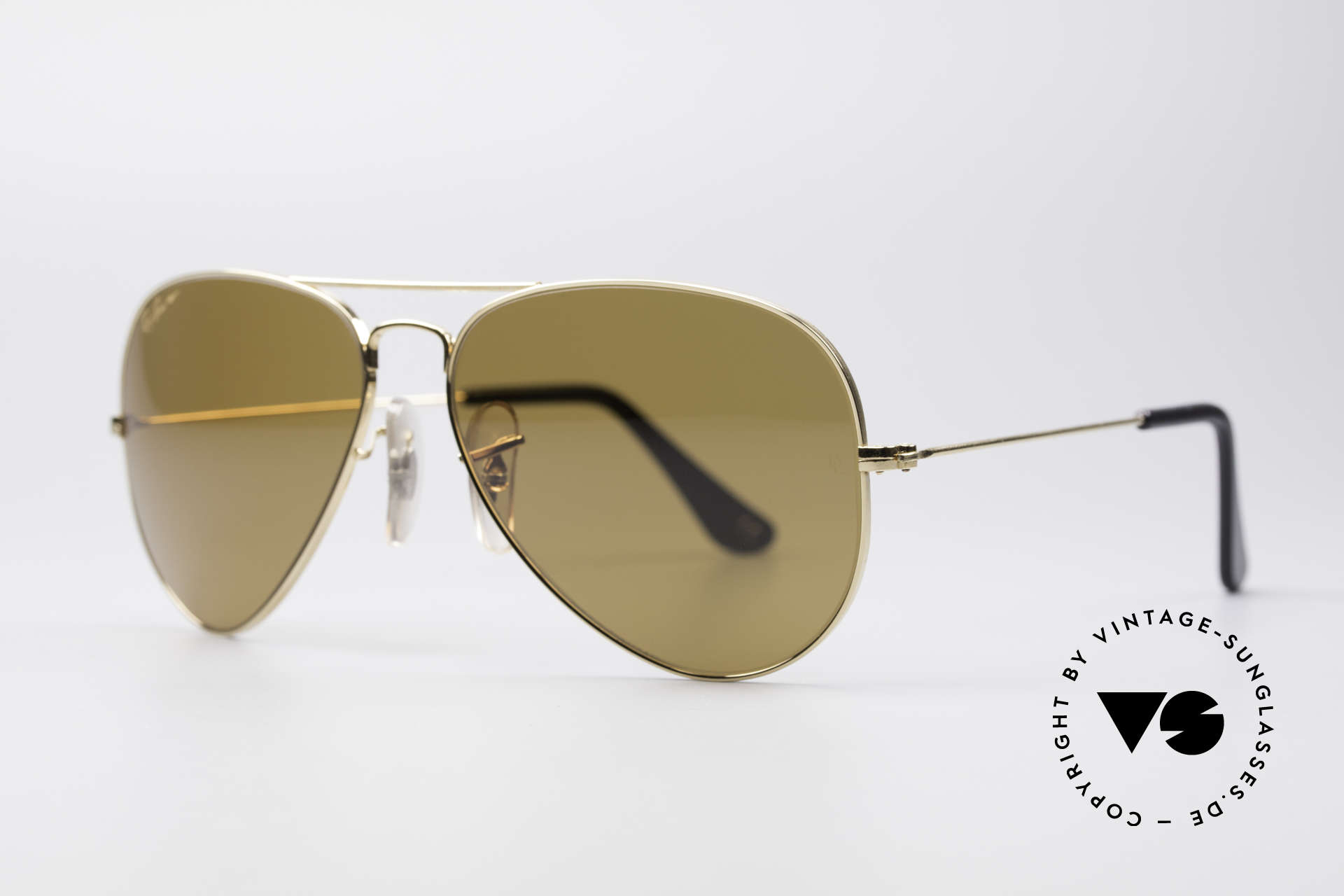 Ray Ban Large Metal Driving Chromax, rare and costly special edition ''Driving Chromax', Made for Men and Women