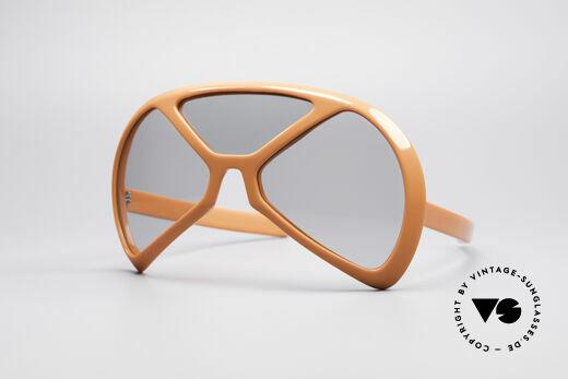 Silhouette Futura 570 70's Art Sunglasses Details