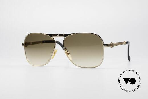 Lamborghini LT50/P 80's Folding Sunglasses Details