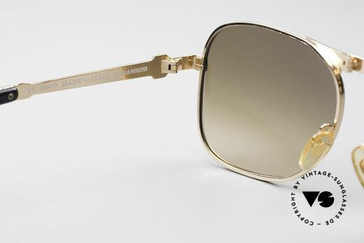 Lamborghini LT50/P 80's Folding Sunglasses, unworn, NOS (like all our 1980's 'high-speed sunglasses':-), Made for Men