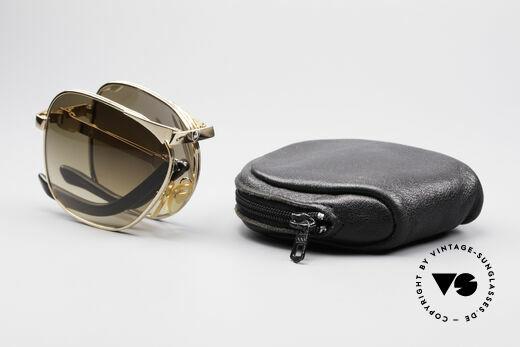 Lamborghini LT50/P 80's Folding Sunglasses