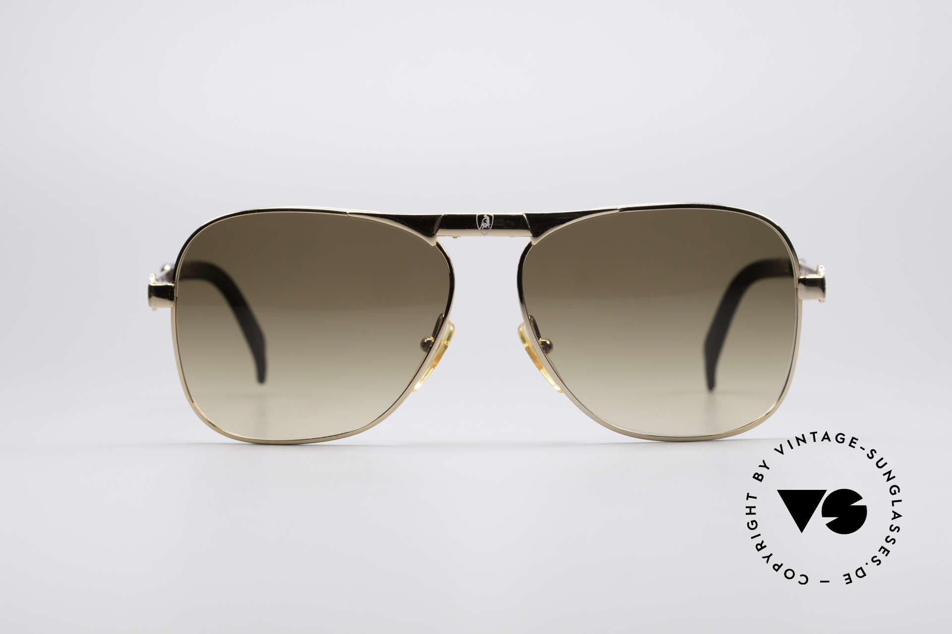 Lamborghini LT50/P 80's Folding Sunglasses, the Lamborghini heir is well-known for luxury accessories, Made for Men
