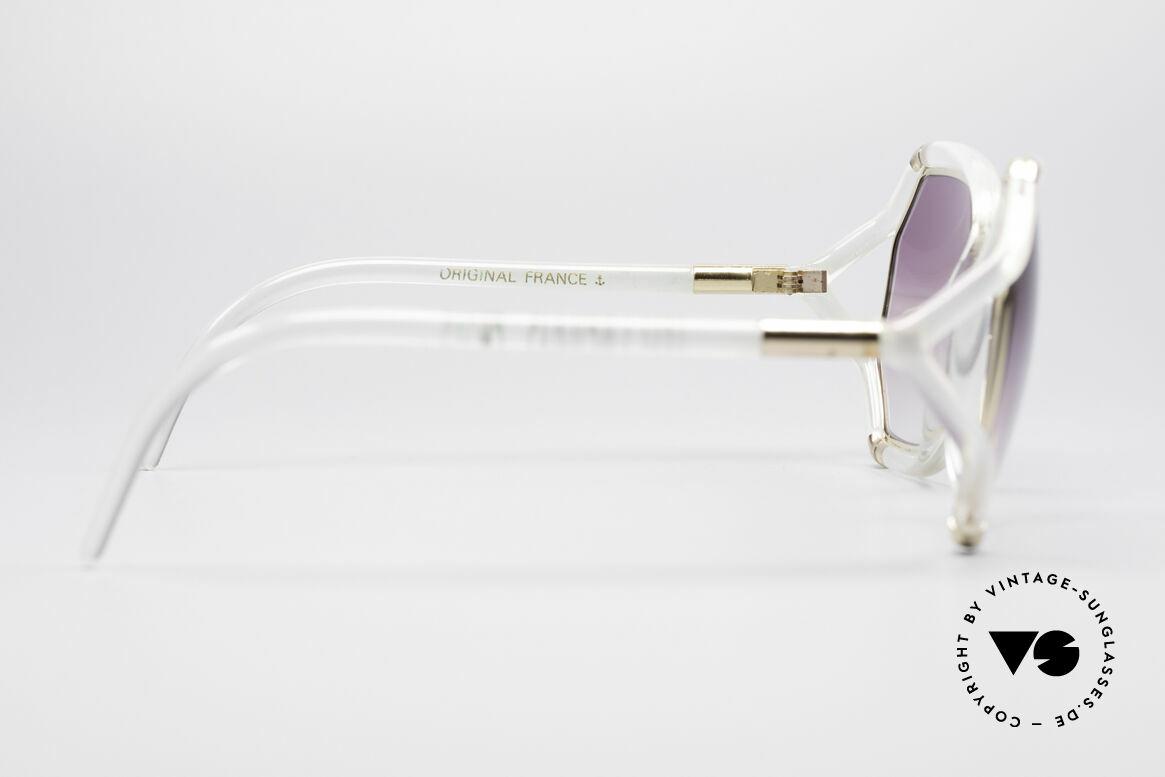 Ted Lapidus B08 70's Designer Sunglasses