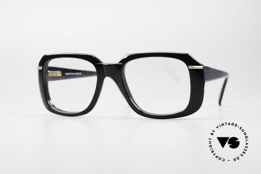 Silhouette M2062 Old School Eyeglasses Details