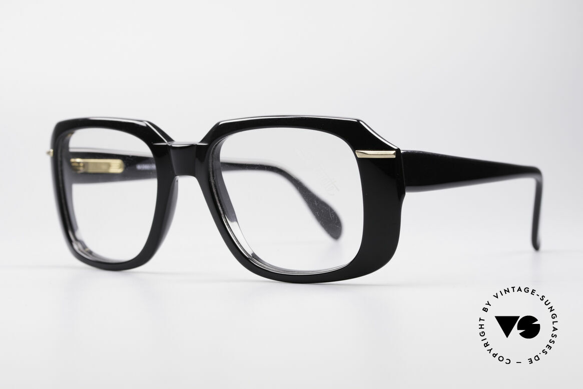 Silhouette M2062 Old School Eyeglasses, 1. class wearing comfort thanks to spring hinges, Made for Men
