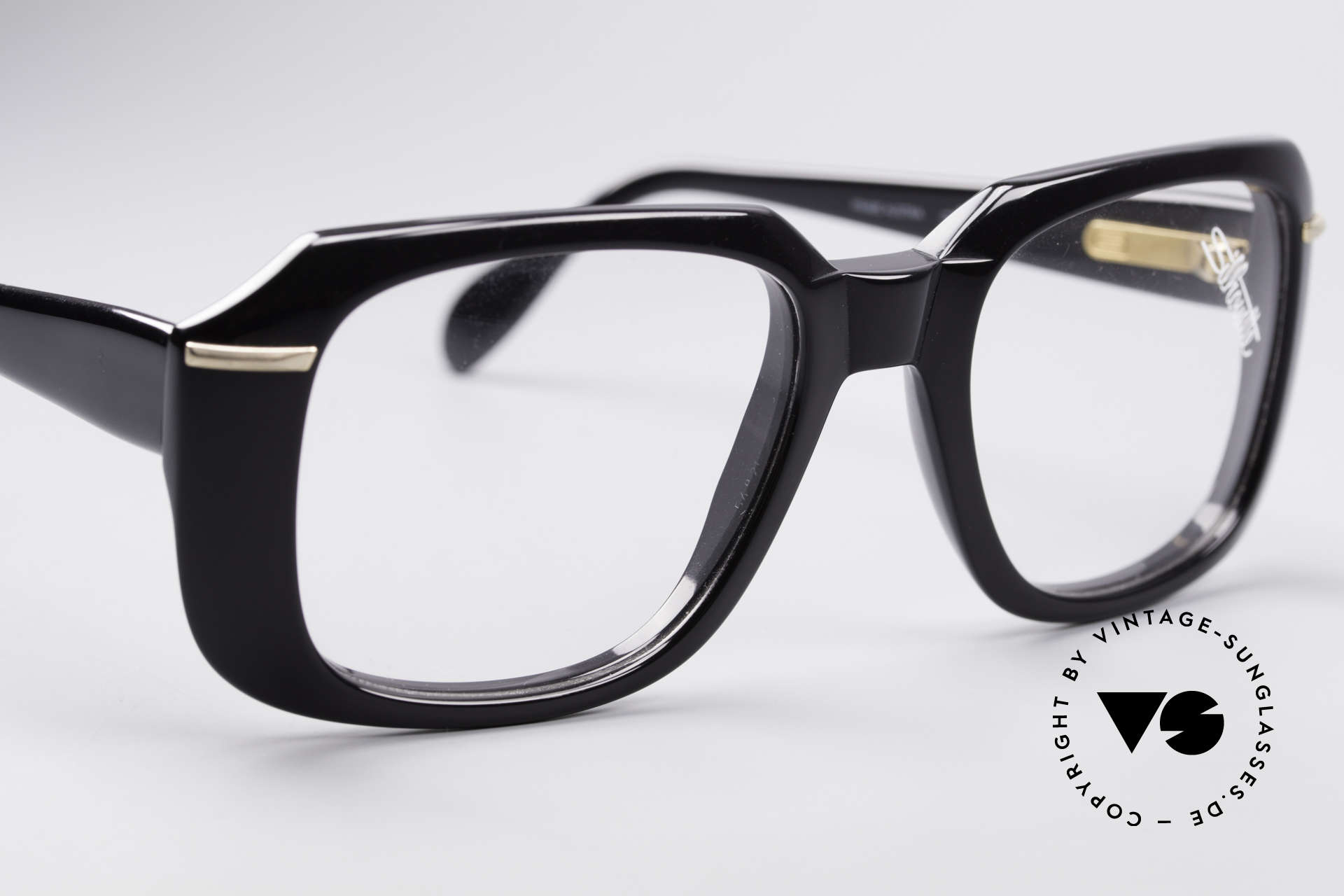 Silhouette M2062 Old School Eyeglasses, new old stock (like all our rare 1980's eyeglasses), Made for Men