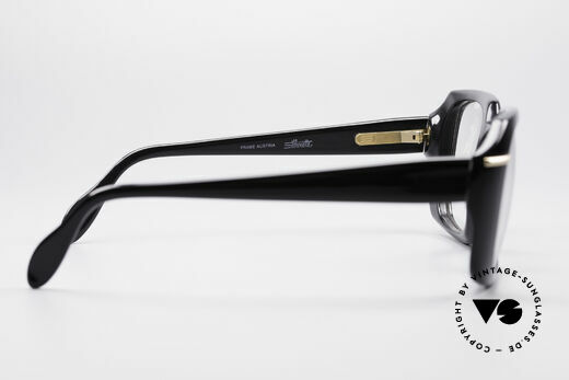 Silhouette M2062 Old School Eyeglasses, NO retro, but an 'OLD SCHOOL' vintage ORIGINAL, Made for Men