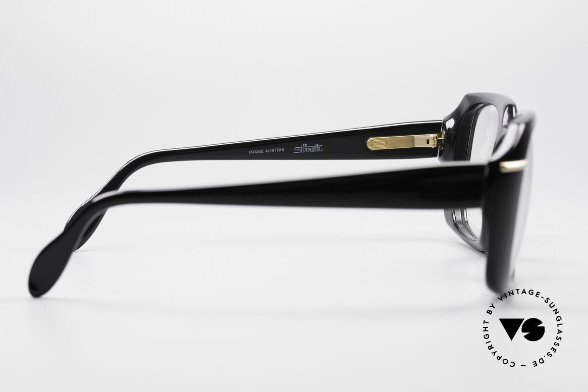 Silhouette M2062 Old School Eyeglasses
