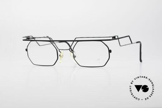 Serge Kirchhofer 1060 Futuristic 60's Glasses Details