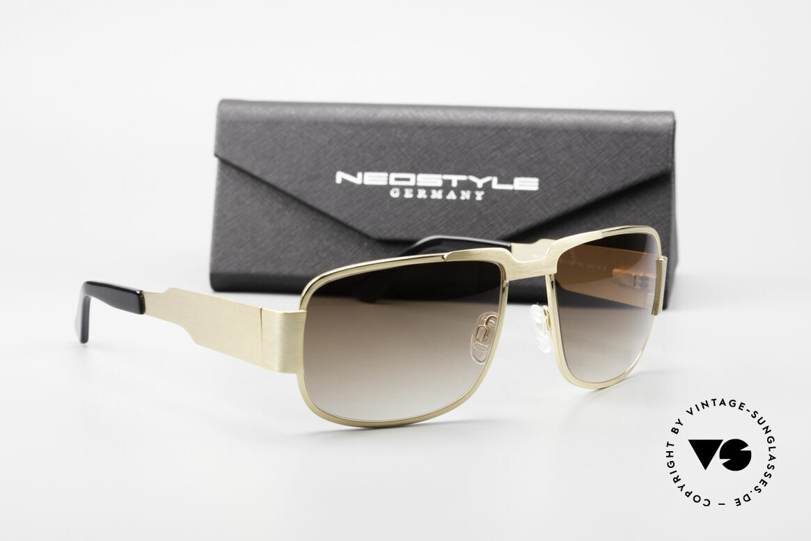 Neostyle Nautic 2 Elvis Presley Sunglasses, Size: extra large, Made for Men