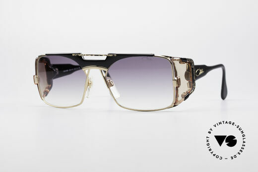 Cazal 963 True Vintage Old School Shades Details