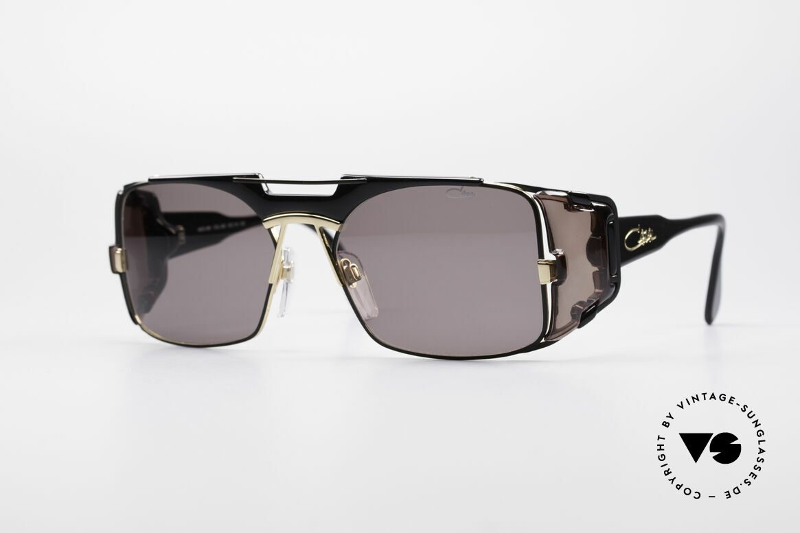 Cazal 963 True Vintage Hip Hop Shades, extravagant / spacy vintage old school shades by Cazal, Made for Men and Women