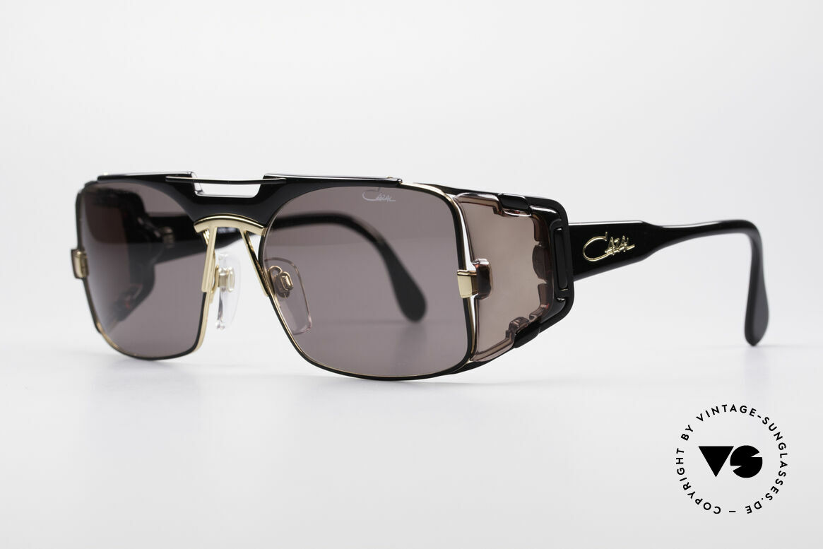 Cazal 963 True Vintage Hip Hop Shades, one of the most wanted vintage Cazal models, worldwide, Made for Men and Women