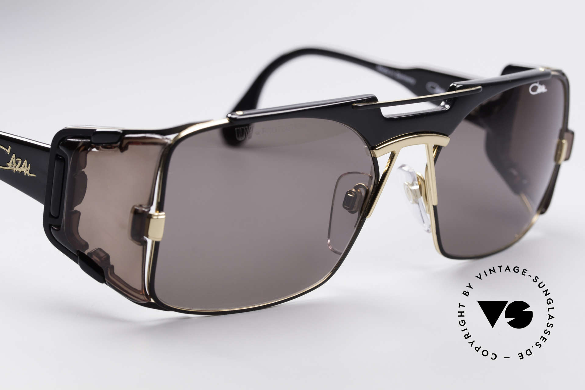 Cazal 963 True Vintage Hip Hop Shades, NO retro fashion, but the old original from app. 1989/90, Made for Men and Women