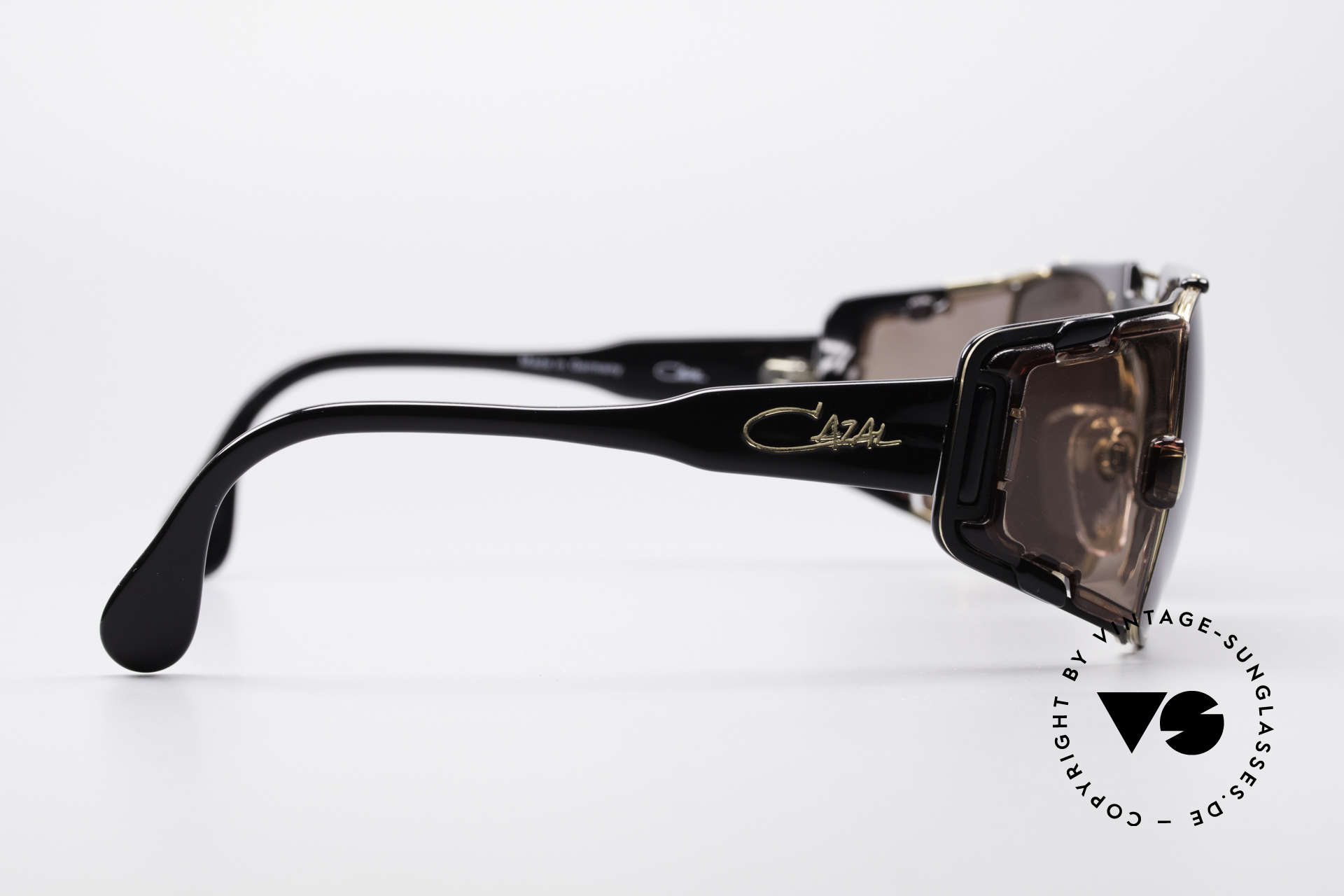 Cazal 963 True Vintage Hip Hop Shades, popular accessory in the US Hip Hop scene; truly vintage, Made for Men and Women
