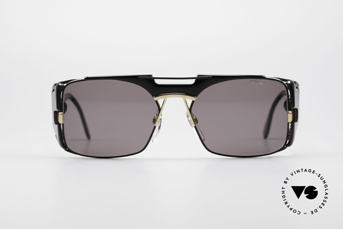 Cazal 963 True Vintage Hip Hop Shades, terrific side-shields, designed by CAri ZALloni (CAZAL), Made for Men and Women