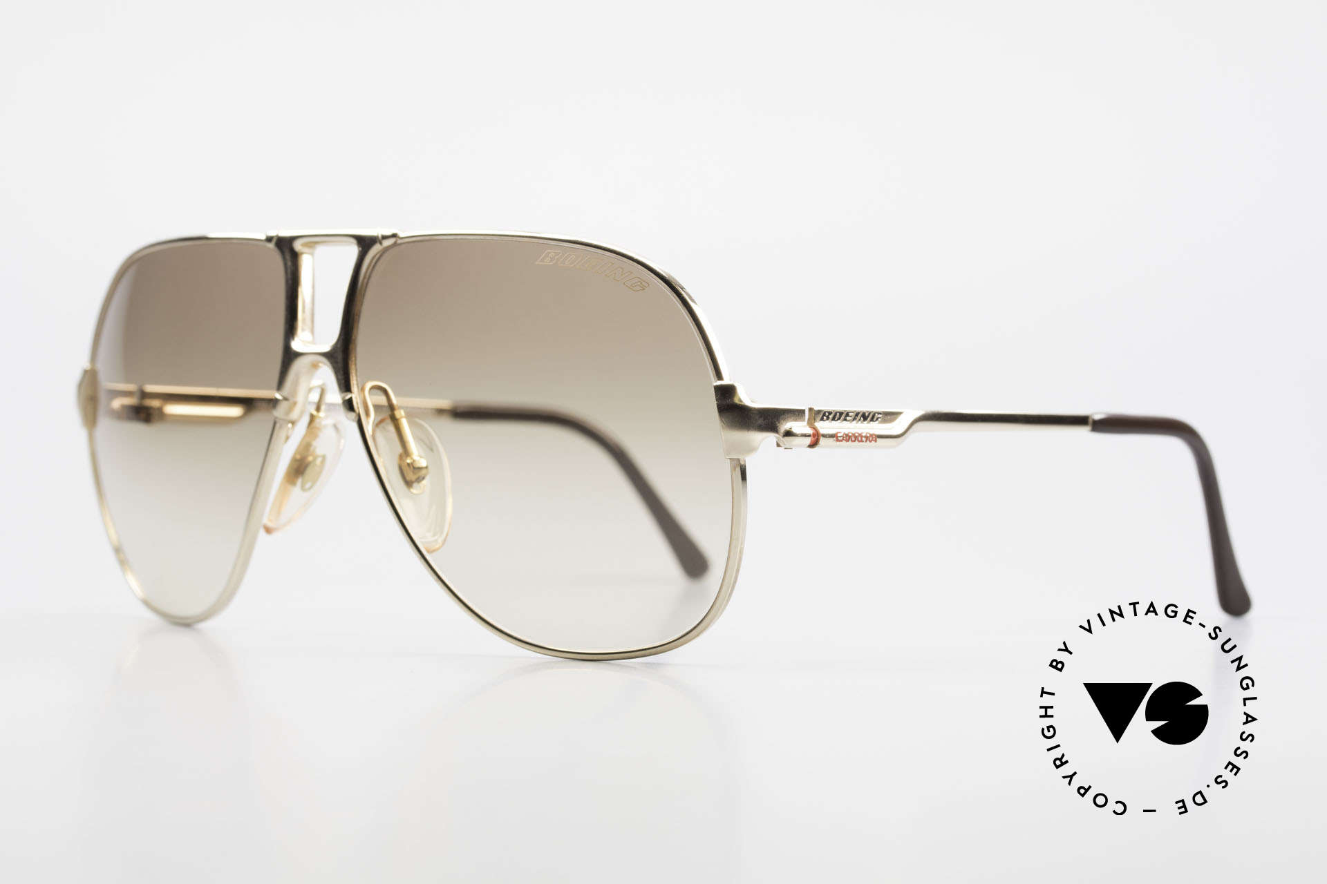 Boeing 5700 Famous 80's Pilots Shades, hybrid between functionality, quality and lifestyle, Made for Men and Women