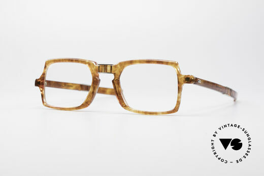 Meyro 618 70's Folding Glasses Details