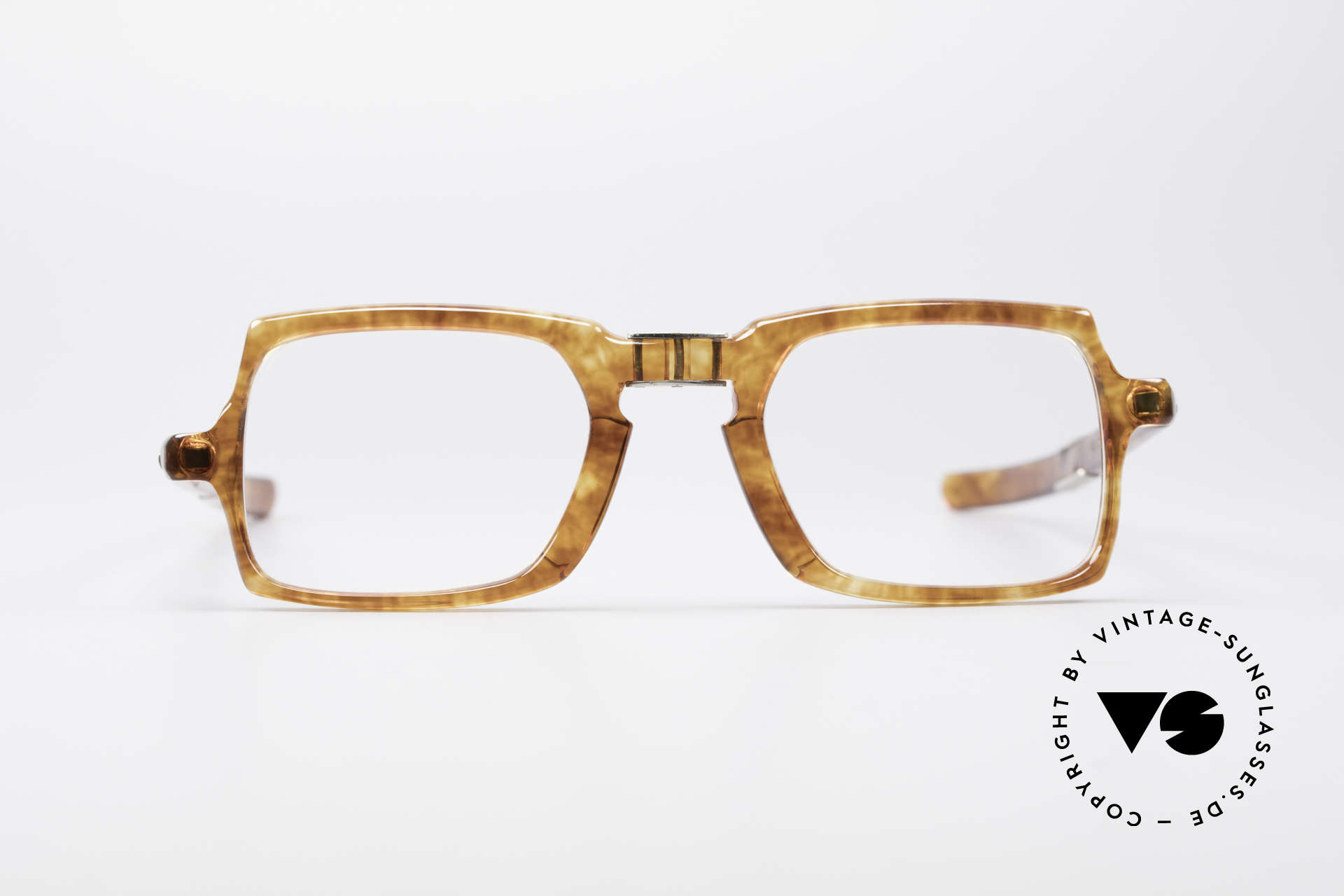Meyro 618 70's Folding Glasses, very old model from the late 1960's / early 1970's, Made for Men