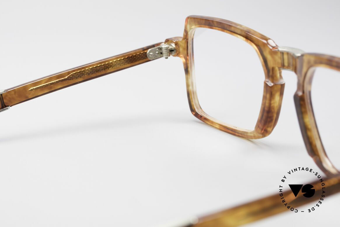 Meyro 618 70's Folding Glasses, the frame can be glazed with lenses of any kind, Made for Men