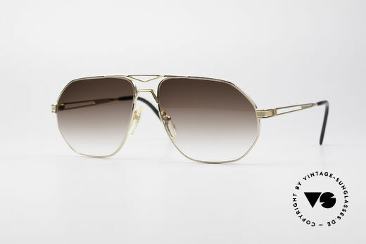 Roman Rothschild R12 Gold Plated Luxury Shades Details