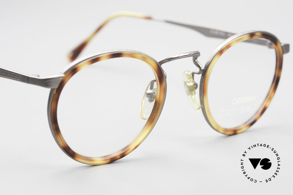 ProDesign Denmark Club 55C Panto Glasses, UNWORN (like all our vintage PANTO eyeglasses), Made for Men