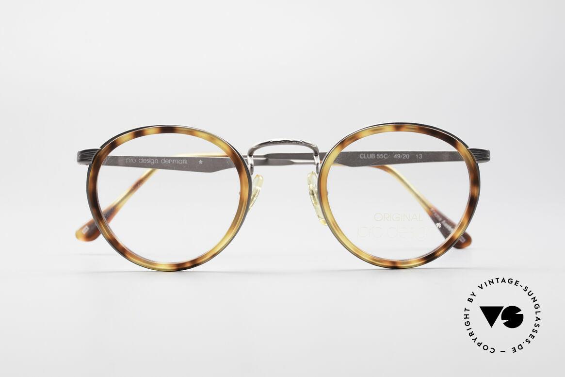 ProDesign Denmark Club 55C Panto Glasses