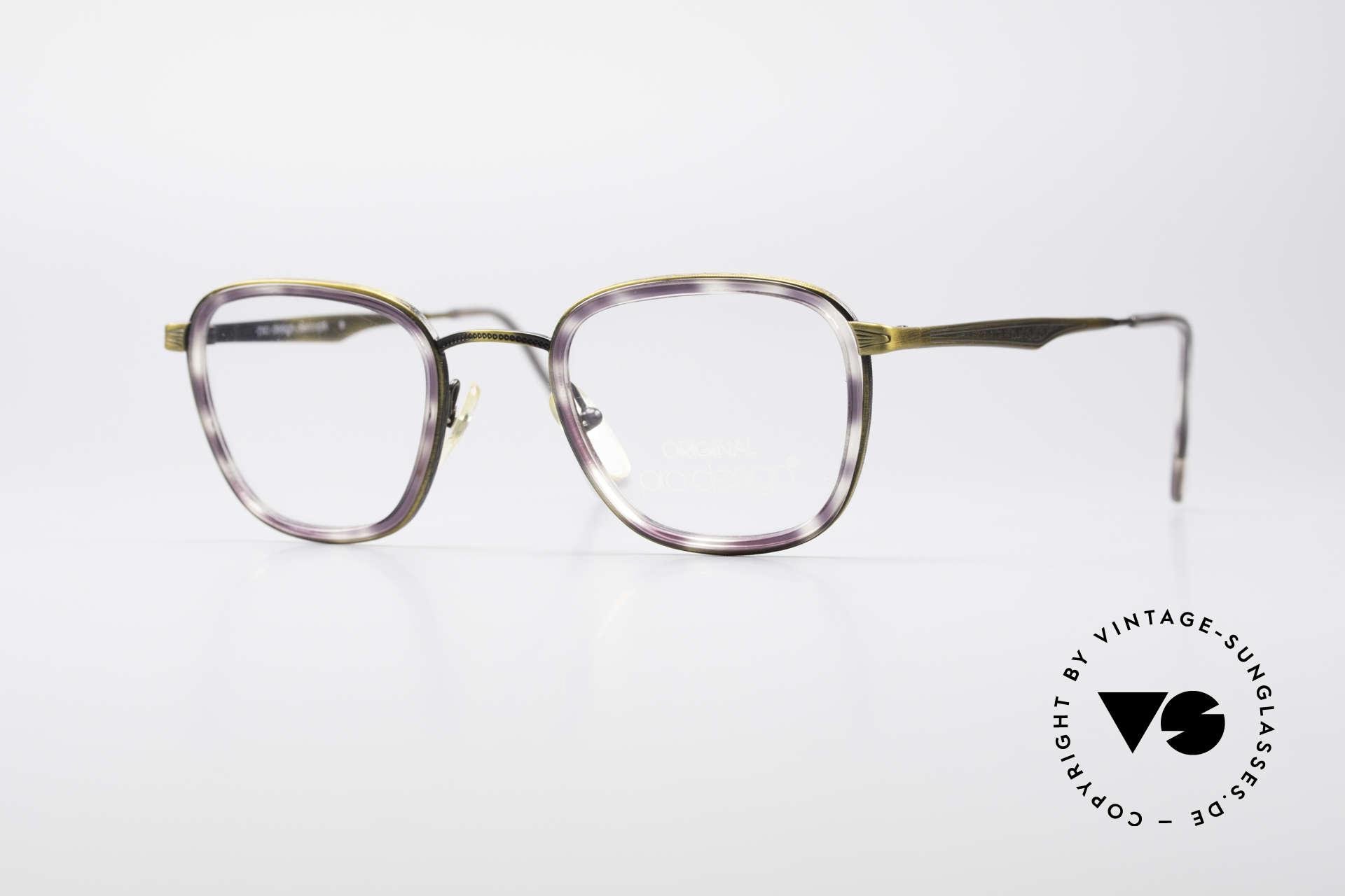 ProDesign Denmark Club 88A Vintage Glasses, Pro Design Optic Studio Denmark vintage glasses, Made for Men