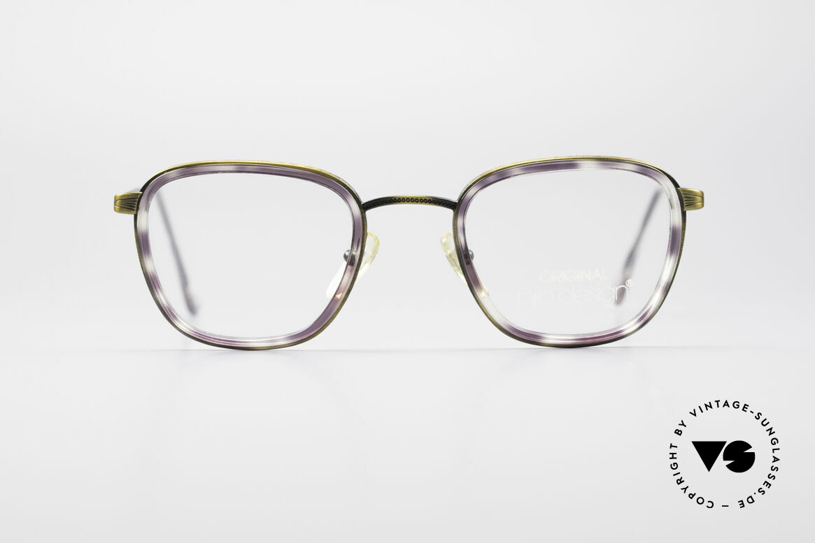 ProDesign Denmark Club 88A Vintage Glasses, panto design with windsor rings: a true CLASSIC!, Made for Men