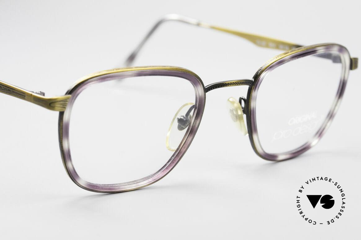 ProDesign Denmark Club 88A Vintage Glasses, unworn NOS (like all our vintage eyeglass-frames), Made for Men