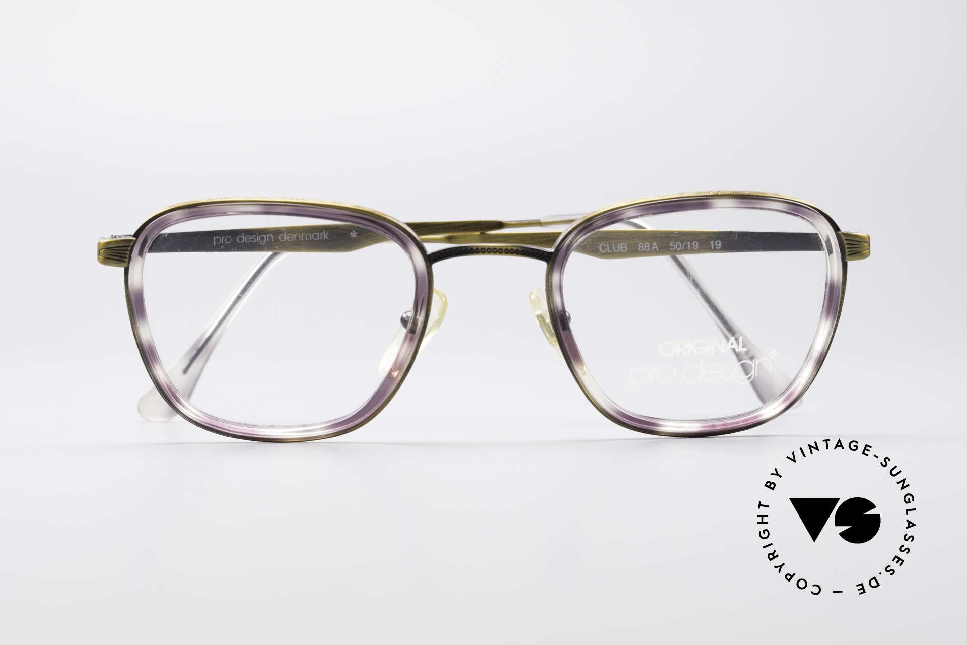 9db02f45b4 Glasses ProDesign Denmark Club 88A Vintage Glasses | Vintage Sunglasses