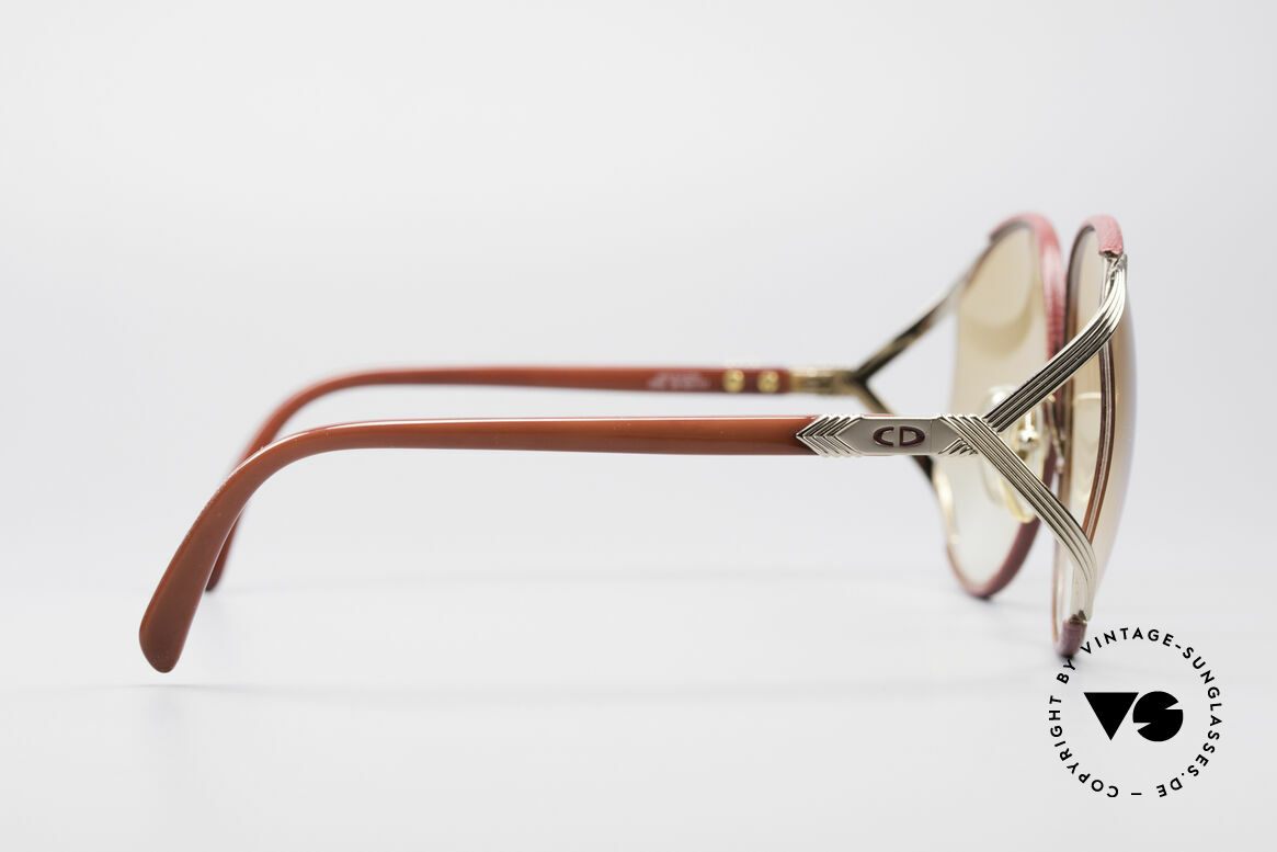 Christian Dior 2250 Rihanna Leather Sunglasses