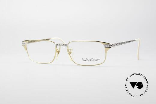 Anne Marie Perris M5 Luxury Eyeglasses Details