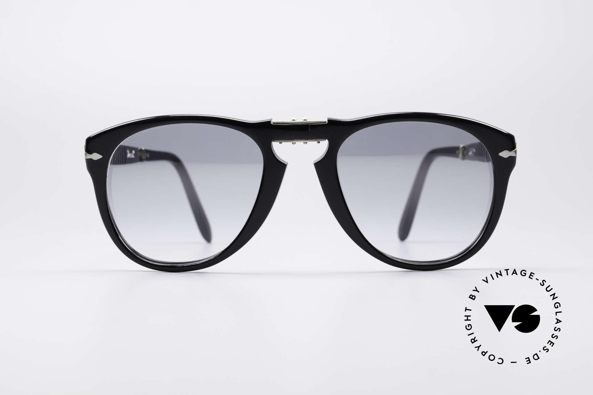 2d187dec33a44 Sunglasses Persol 714 Ratti Folding Steve McQueen Glasses