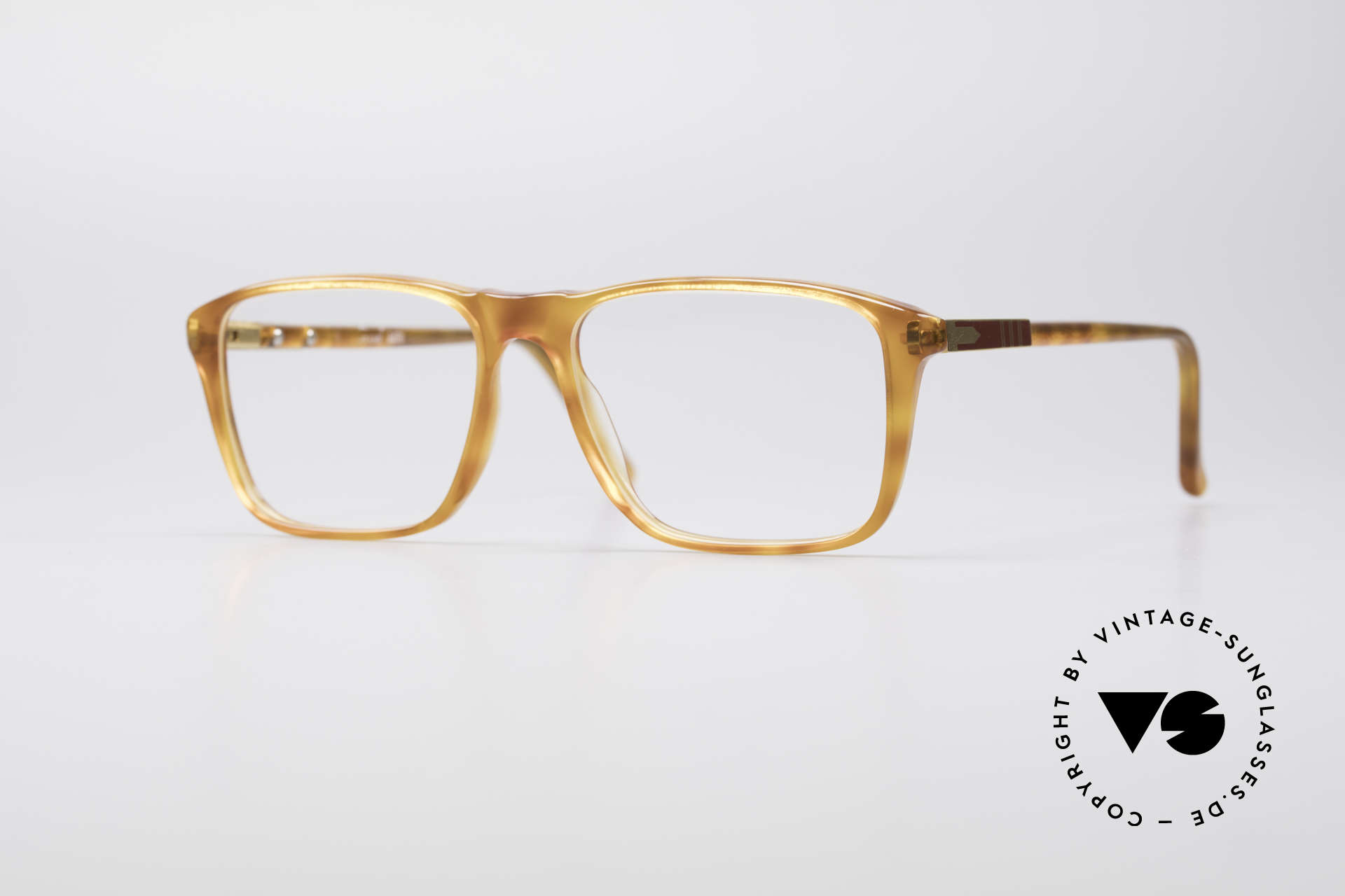 Persol Manager 13 Ratti Gold Plated 80's Frame, famous 80's MANAGER COLLECTION by Persol Ratti, Made for Men