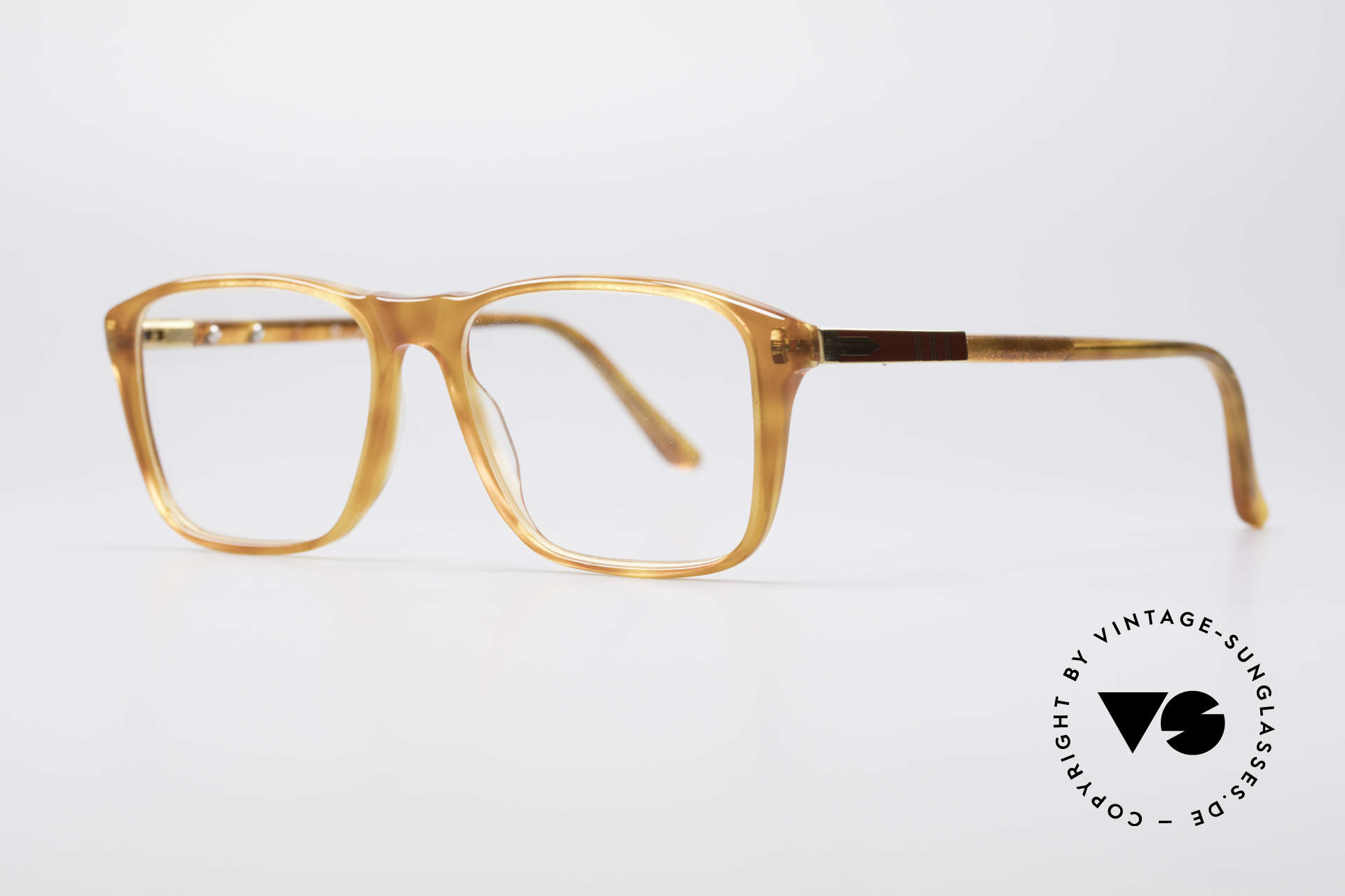 Persol Manager 13 Ratti Gold Plated 80's Frame, sophisticated 'gentlemen's style' & premium quality, Made for Men