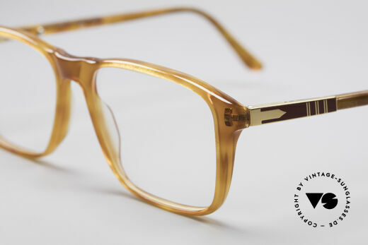 Persol Manager 13 Ratti Gold Plated 80's Frame