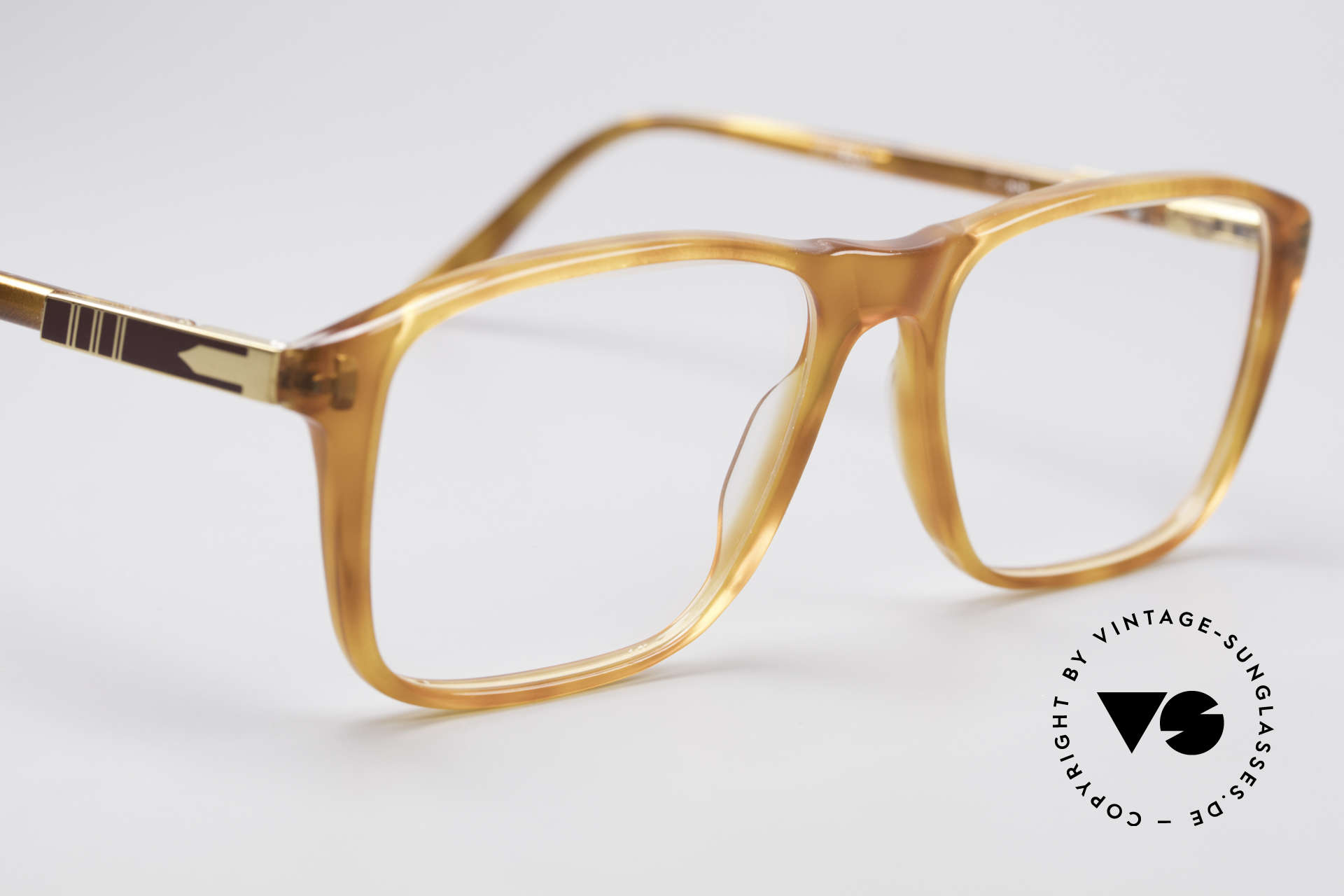 Persol Manager 13 Ratti Gold Plated 80's Frame, 122mm width = rather made for small heads / faces, Made for Men