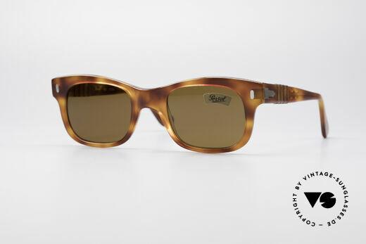 Persol 852 Ratti True Vintage 80's Shades Details