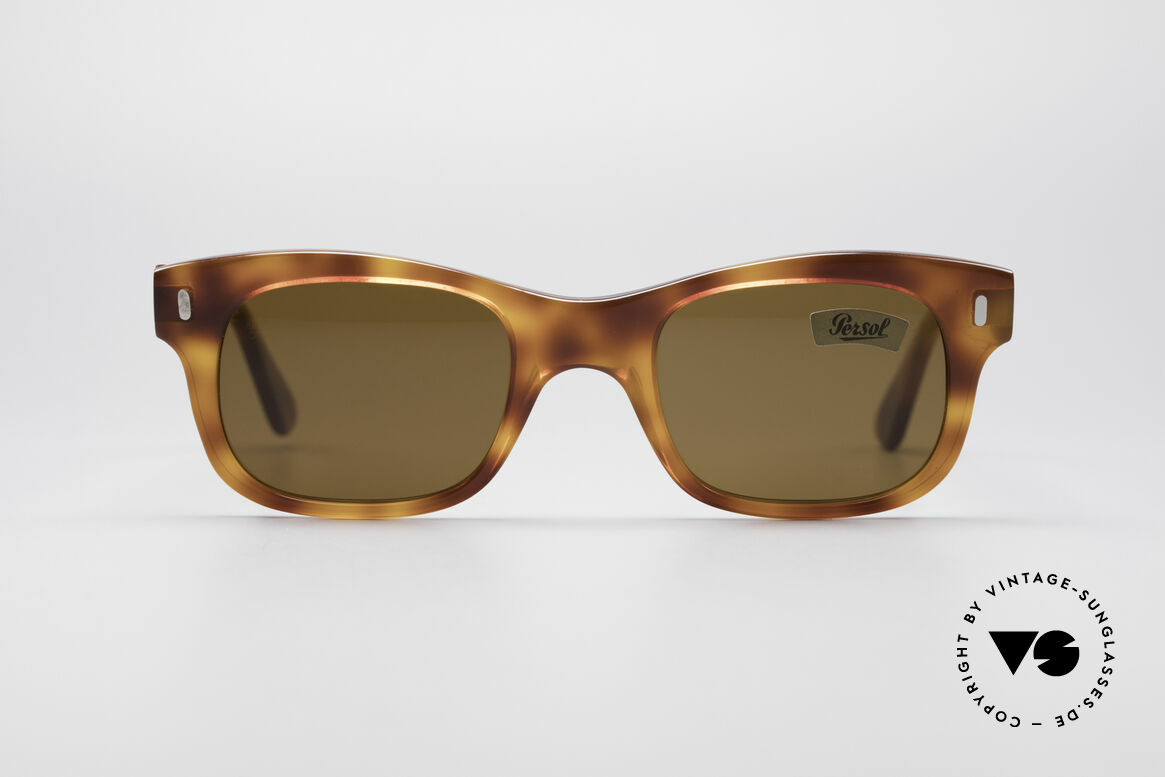 Persol 852 Ratti True Vintage 80's Shades, classic design and coloring; a timeless unisex model!, Made for Men and Women