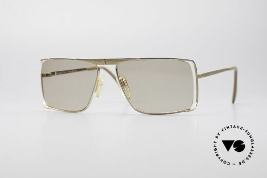 Neostyle Boutique 640 Square Vintage Glasses Details