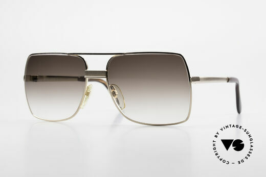 Neostyle Office 10 Gold Filled 70's Sunglasses Details