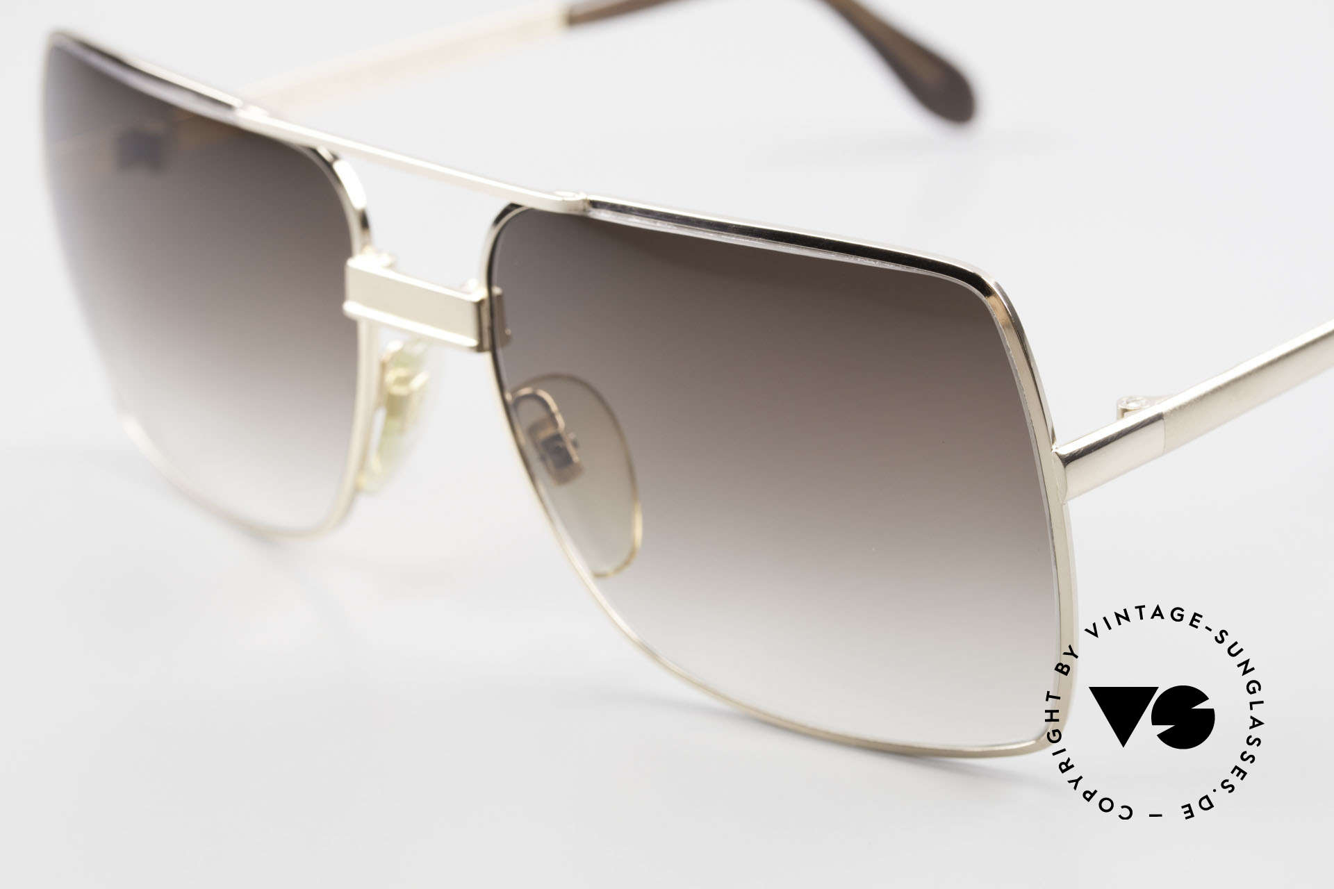 Neostyle Office 10 Gold Filled 70's Sunglasses, a true rarity and actually invaluable (collector's item), Made for Men
