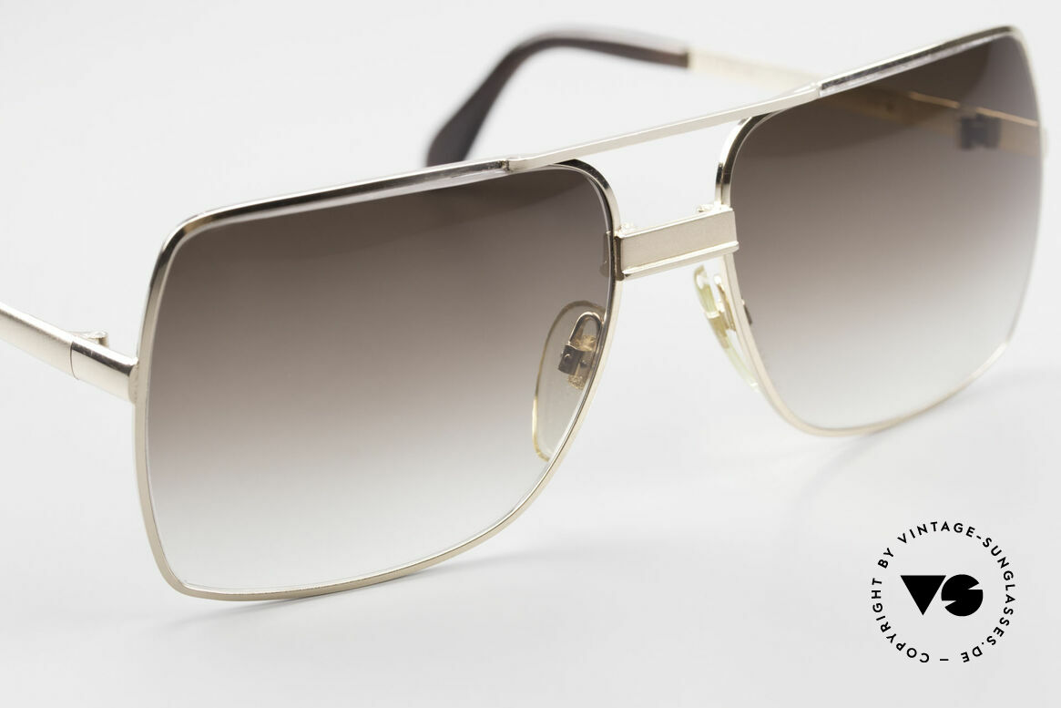 Neostyle Office 10 Gold Filled 70's Sunglasses, never worn (like all our vintage gold-filled sunglasses), Made for Men