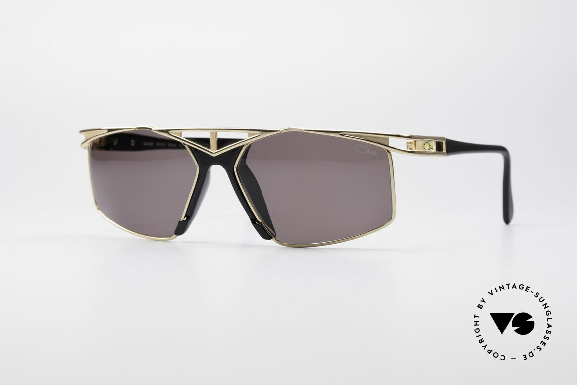 Cazal 962 Sporty Designer Shades, classy, sporty chic 90's designer sunglasses by CAZAL, Made for Men and Women