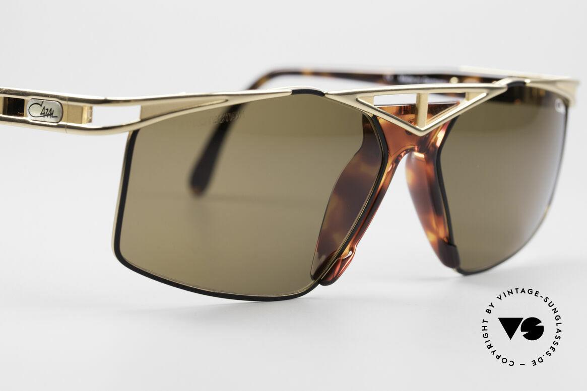 Cazal 962 90s Designer Sunglasses, Size: medium, Made for Men and Women
